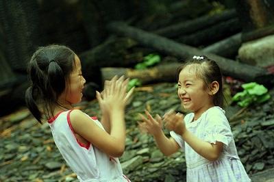 china-children