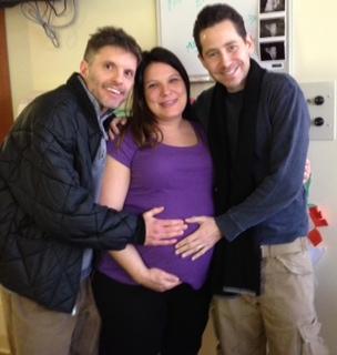 surrogate mother pregnacny