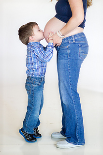 surrogate pregnancy with children
