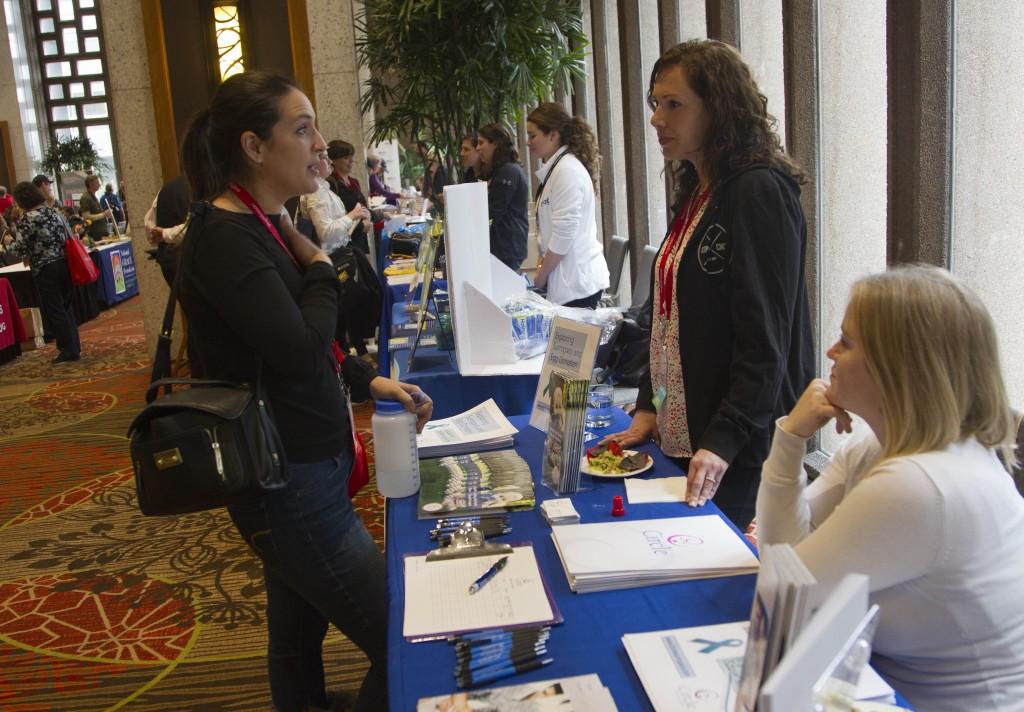 CancerCon exhibit photo