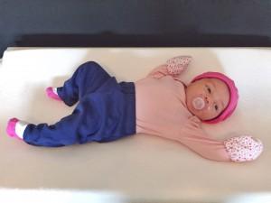 Baby Ines Circle Surrogacy