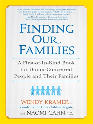 book finding our families