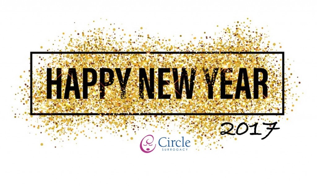 happy new year from circle surrogacy